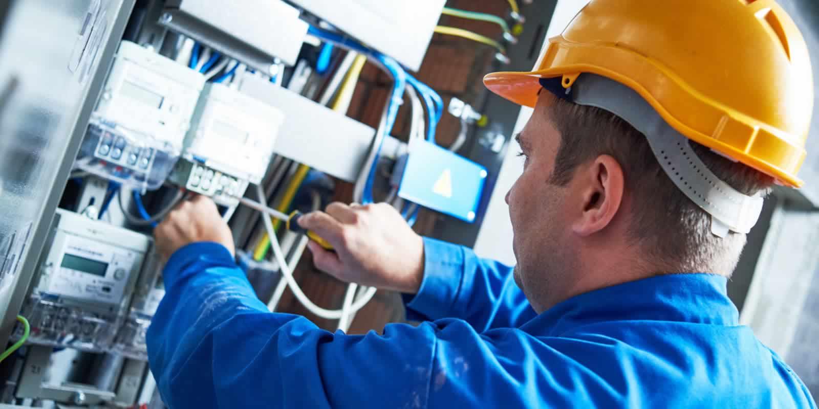 Electrical maintenance & repairs