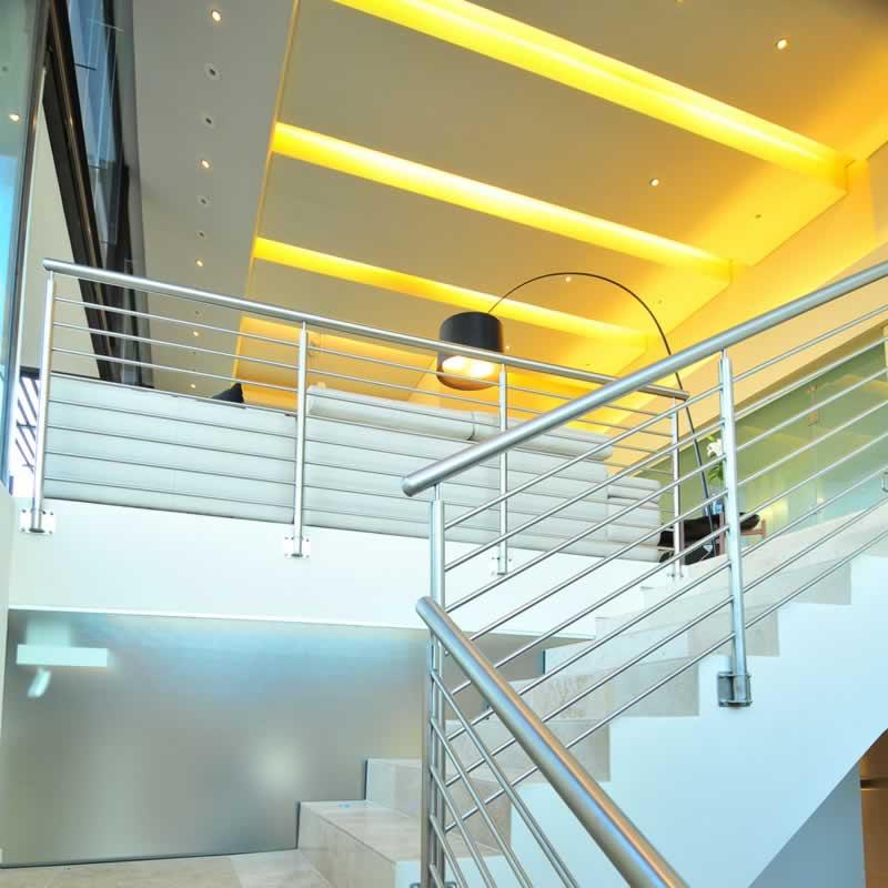 false ceiling lighting effect